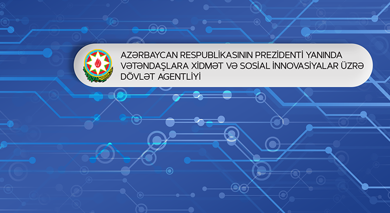 Decree of the President of the Republic of Azerbaijan on awarding employees of the State Agency for Public Service and Social Innovations under the President of the Republic of Azerbaijan