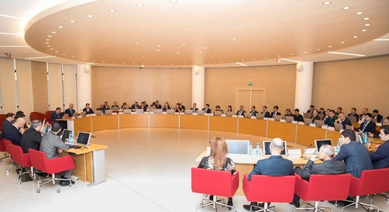 The first meeting of the e-Government Executive Group was held