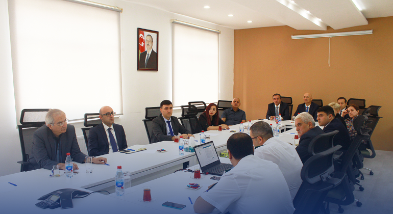 "Another meeting of the ""Public Council on Electronic Services Promotion"" was held."