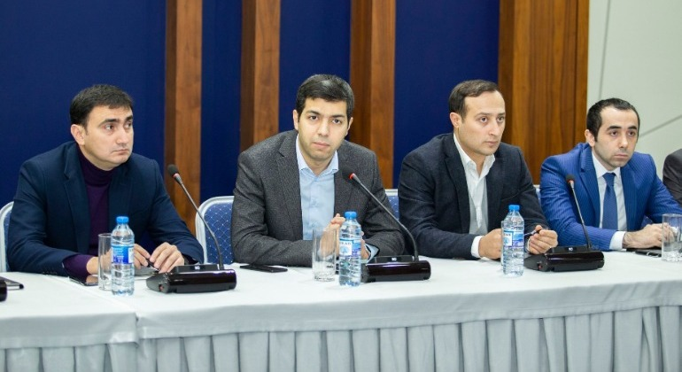 The third meeting of the e-Government Executive Group was held.
