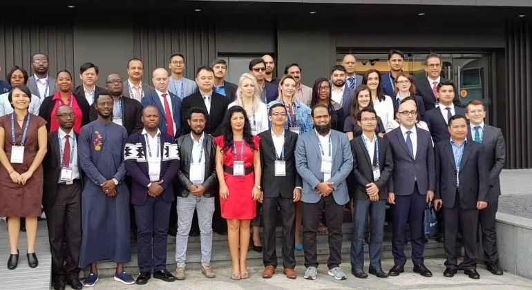 Delegation of the State Agency participated in international seminars in China