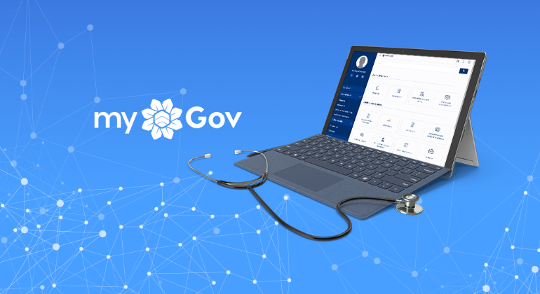 The e-service of the State Agency on Mandatory Health Insurance is integrated into the myGov portal
