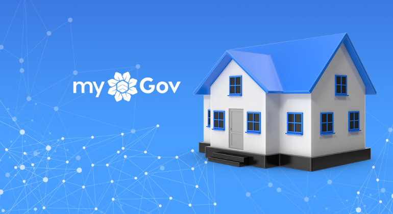"Information about your real estate is now on ""myGov"""