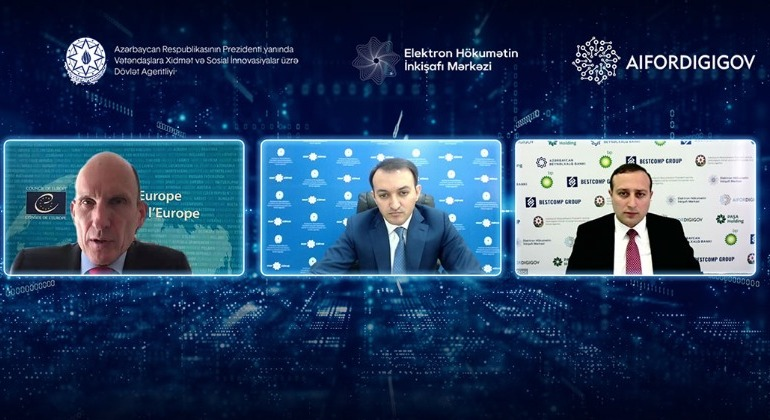 "An international conference on ""Artificial Intelligence in Digital Governance"" is held"